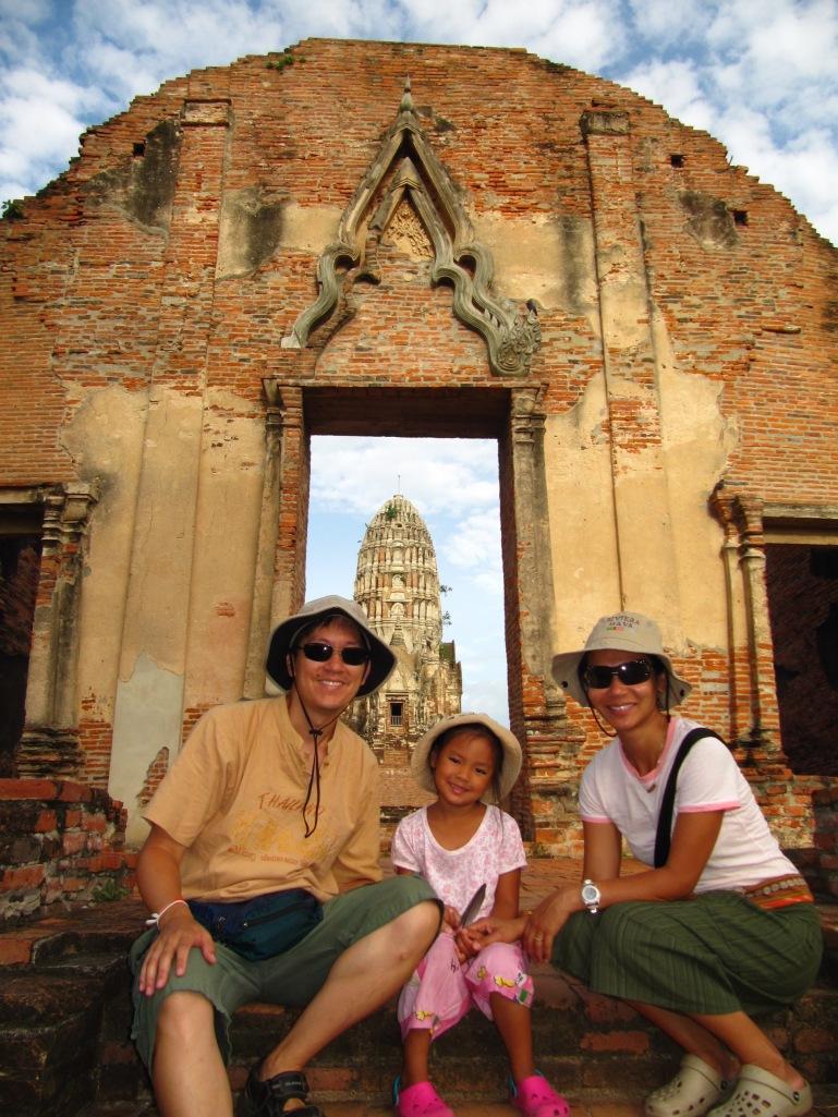 Ayutthaya, Thailand (Last day)