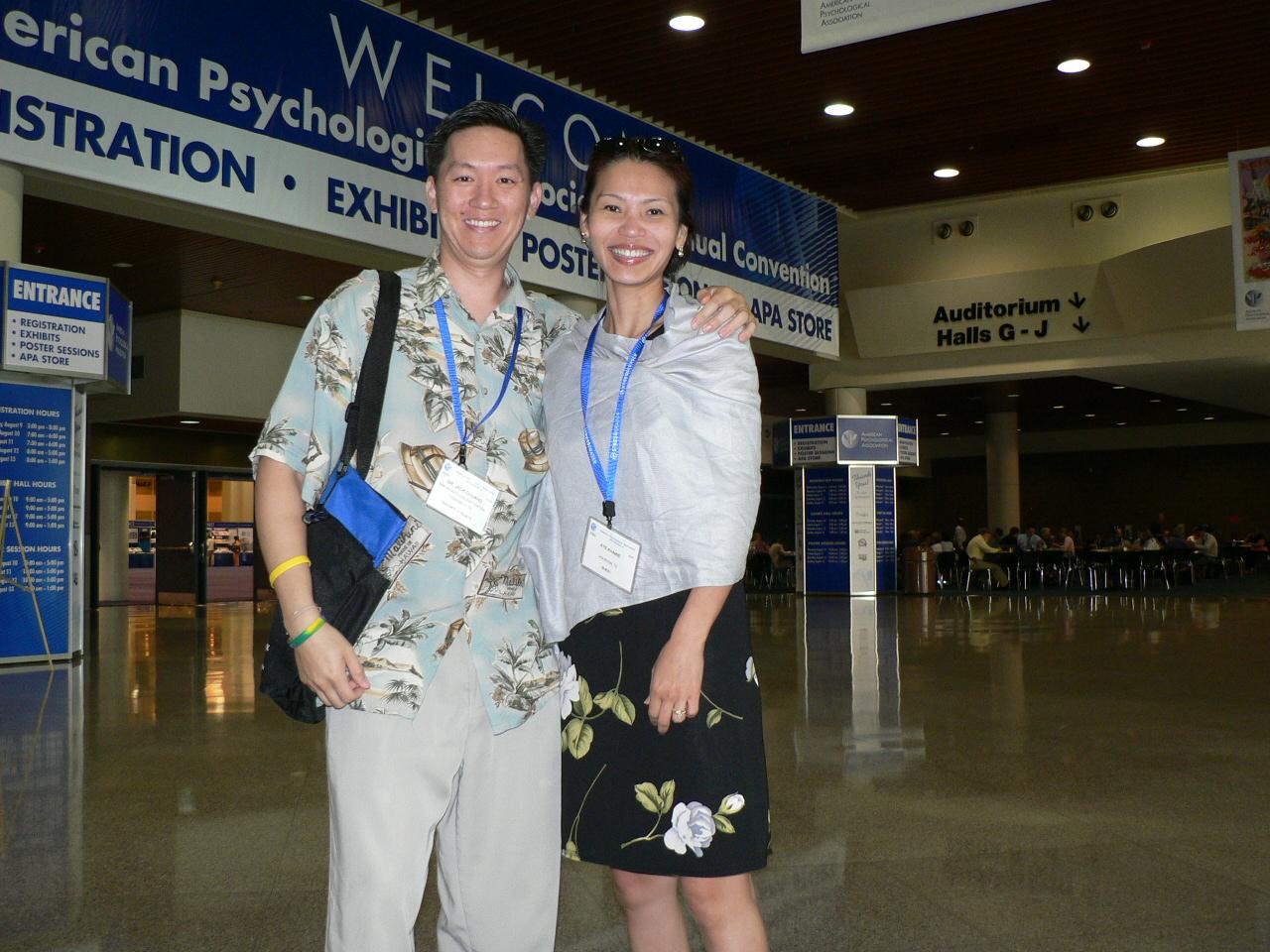 APA Annaul Convention 2006 - New Orleans