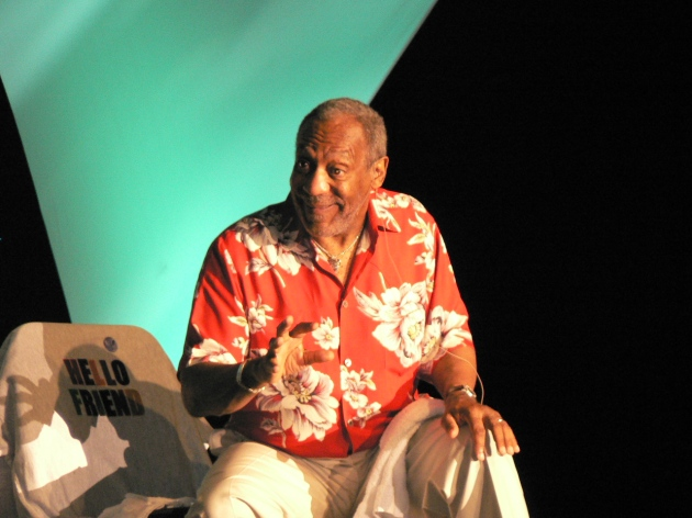 @ Fundraiser with Bill Cosby benefiting New Orleans Schools