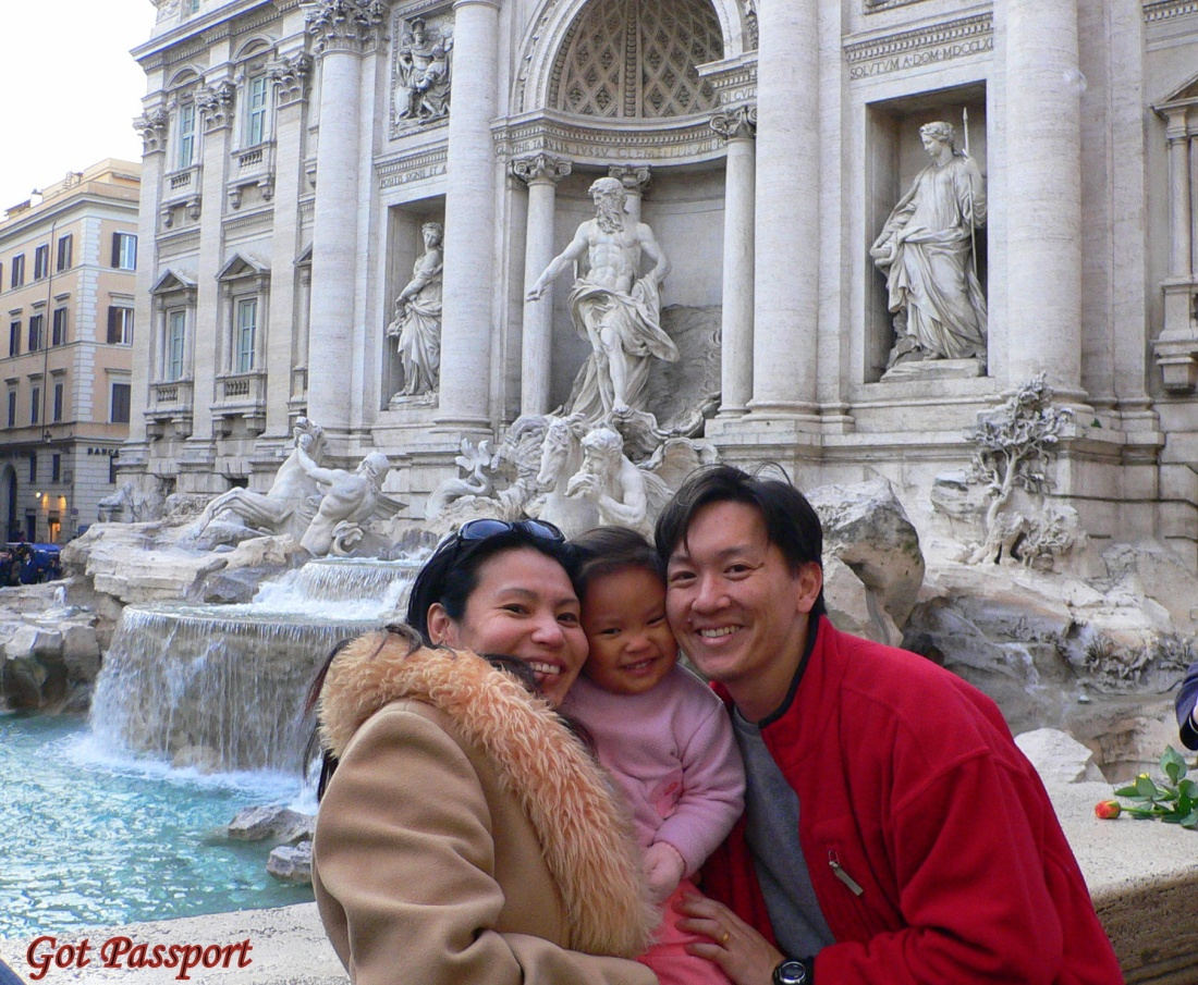 Annual Birthday Trip to Italy 2006